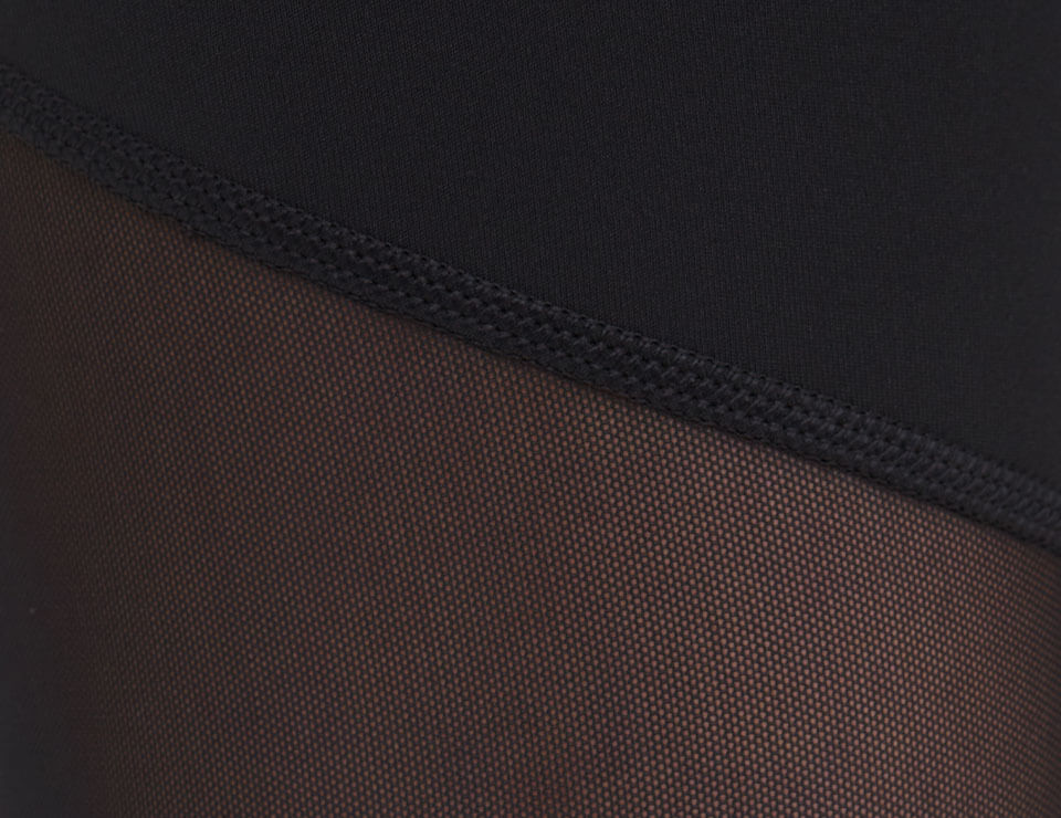 Upclose of tentree's upcycled polyester.