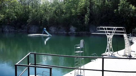 st marys quarry toronto ontario swimming
