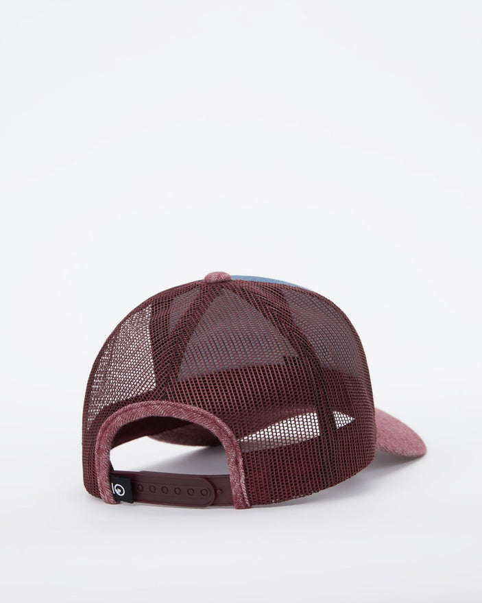 Cork Patch Blocked Elevation Hat