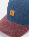 Image of product: Cork Patch Blocked Elevation Hat