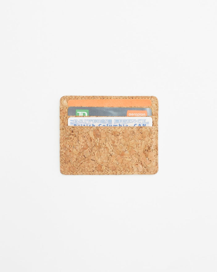 Image of product: Redbud Cork Card Holder