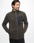 Image of product: M Kaluchha Zip Up Fleece