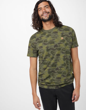 Image of product: M Camo SS T