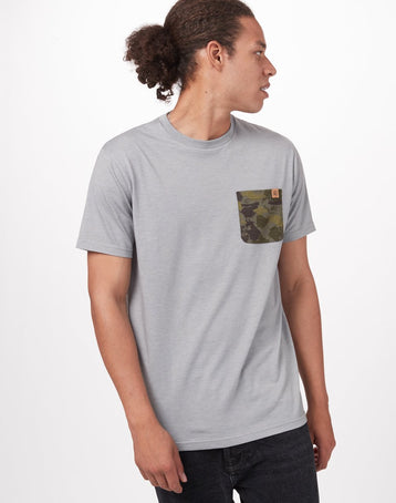 Image of product: M Camo Pocket SS T