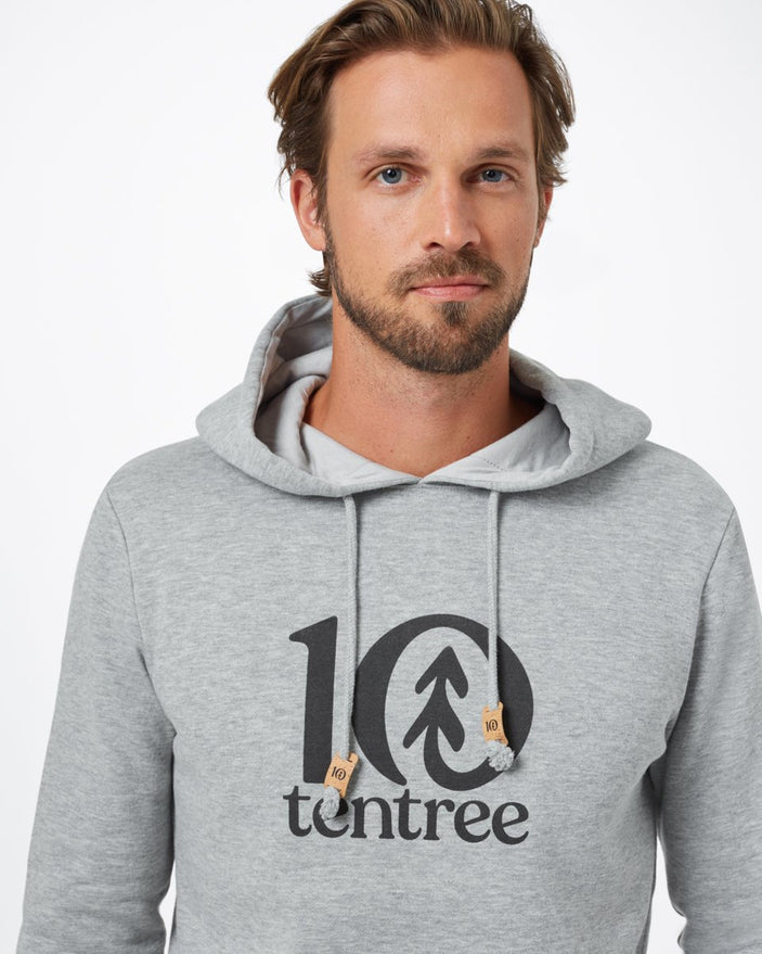 Image of product: Tentree Logo Classic Hoodie