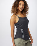 Image of product: W Leafy Mark Strappy Tank