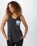 Image of product: W Juniper Pocket Tank