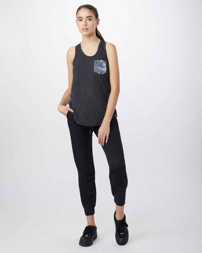 Image of product: W Palmy AOP Pocket Tank