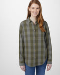 Image of product: W Lush Flannel Shirt