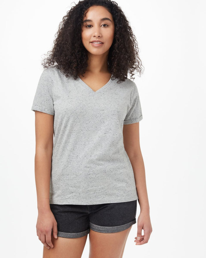 Image of product: W Nahanni V-Neck T-Shirt