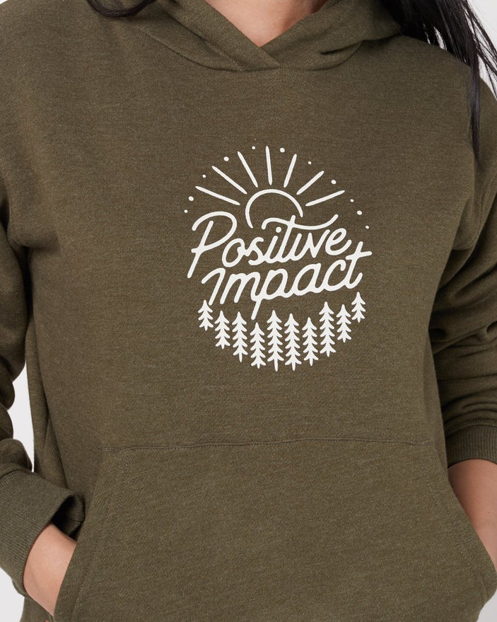 Image of product: W Positive Impact Hoodie