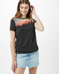 Image of product: Women's Sunset Juniper SS T