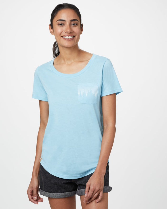 Image of product: W Juniper Pocket T-Shirt