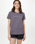 Image of product: W Soundwave BF T-Shirt