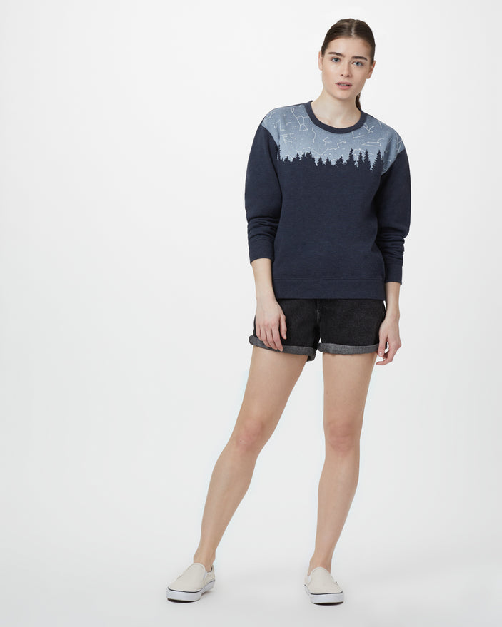 Image of product: W Constellation Boyfriend Crew