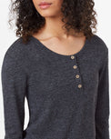 Image of product: Hemp Henley Longsleeve