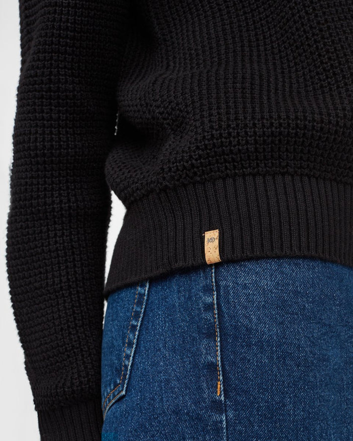 Image of product: W Highline Cotton Crew Sweater