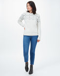 Image of product: Highline Wool Intarsia Sweater