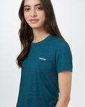 Image of product: Women's Embroidered Ten Classic T-Shirt