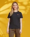 Image of product: W Mexico Monarch Patch T-Shirt