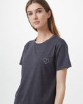 Image of product: W Mother's Day Emb. Graphic T-shirt