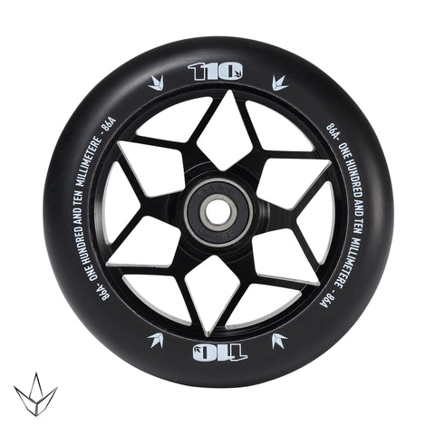 ENVY DIAMOND SCOOTER WHEELS 110MM