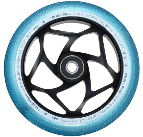 ENVY TRI BEARING SCOOTER WHEEL - 120mm x 30mm