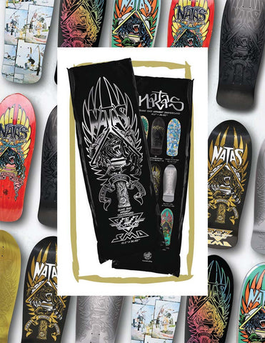 Santa Cruz Natas Panther Reissue Blind Bag Series Deck 10.53""