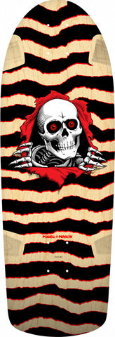 "POWELL PERALTA OG RIPPER SKATEBOARD DECK - NATURAL - 10"" x 32"""
