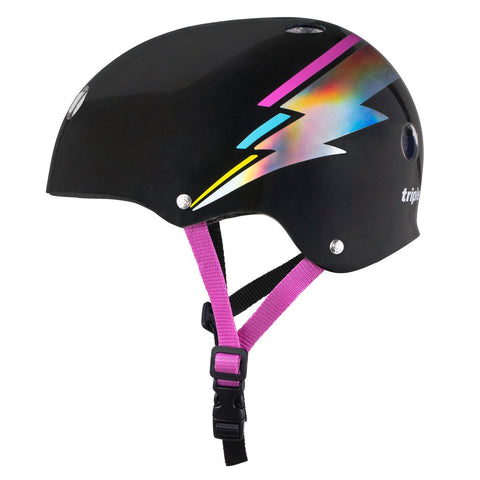 TRIPLE 8 CERTIFIED SWEATSAVER ROLLER SKATE COLOR COLLECTION HELMET
