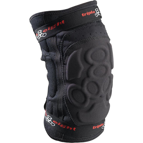 TRIPLE 8 EXOSKIN KNEE PAD SET