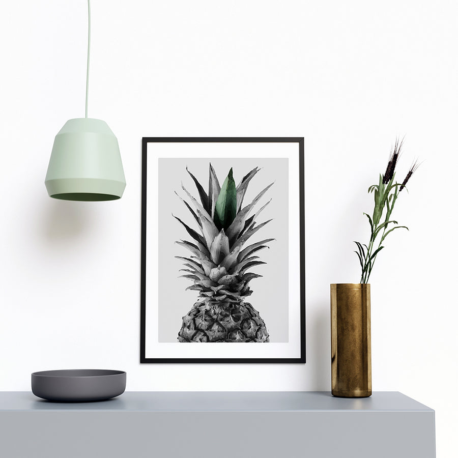 Pineapple Modern Stylish Artwork
