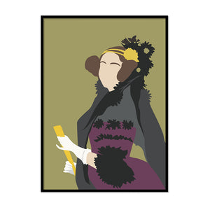 Ada Lovelace Poster