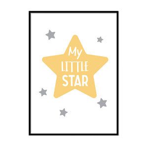 My Little Star - Printers Mews