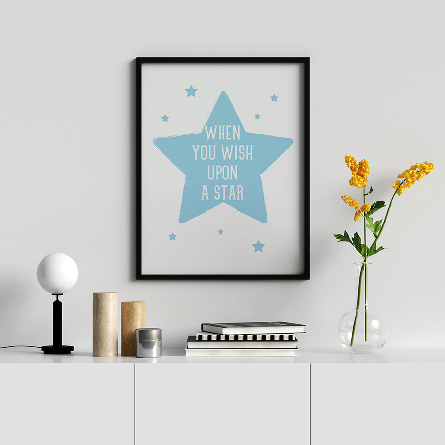When You Wish Upon A Star - Printers Mews