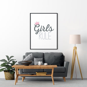 Girls Rule - Printers Mews