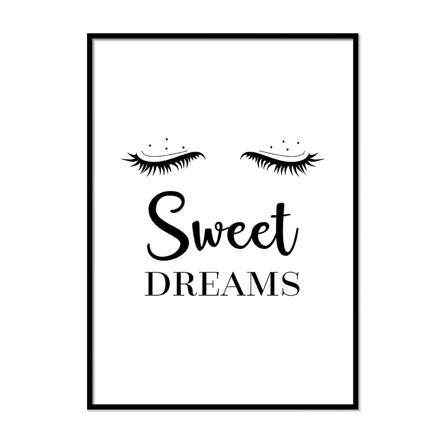 Sweet Dreams Poster - Printers Mews