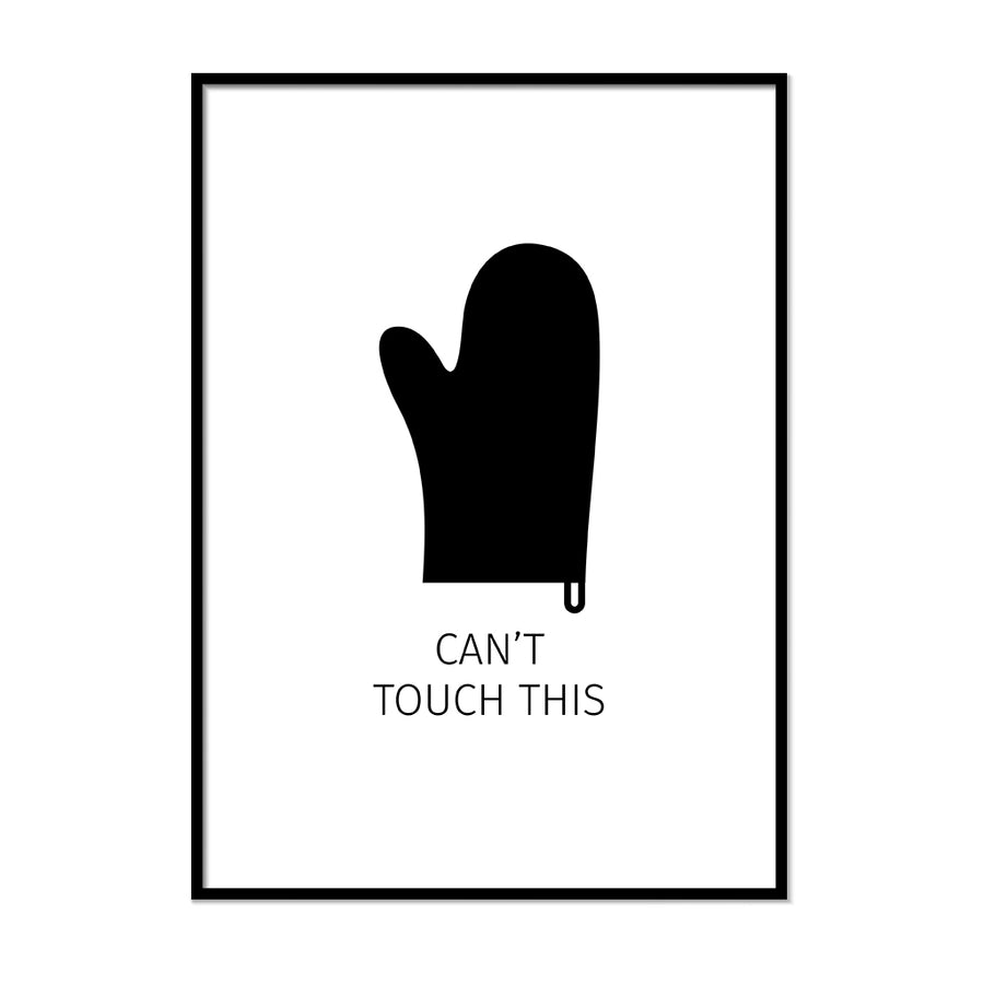 Can't Touch This - Printers Mews
