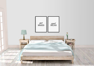 Get Naked | And Relax - Printers Mews