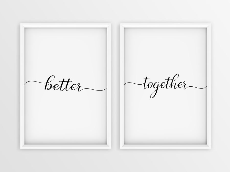 Better | Together - Printers Mews
