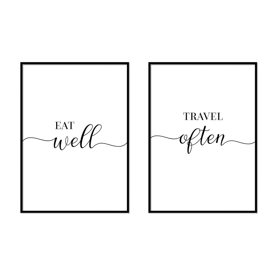 Eat Well | Travel Often - Printers Mews