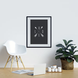 Love Arrows - Printers Mews