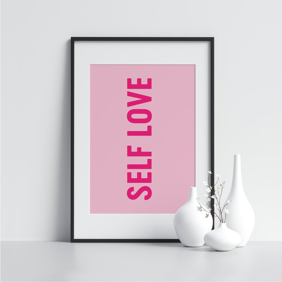 Self Love - Printers Mews