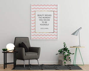 Beauty Begins - Printers Mews