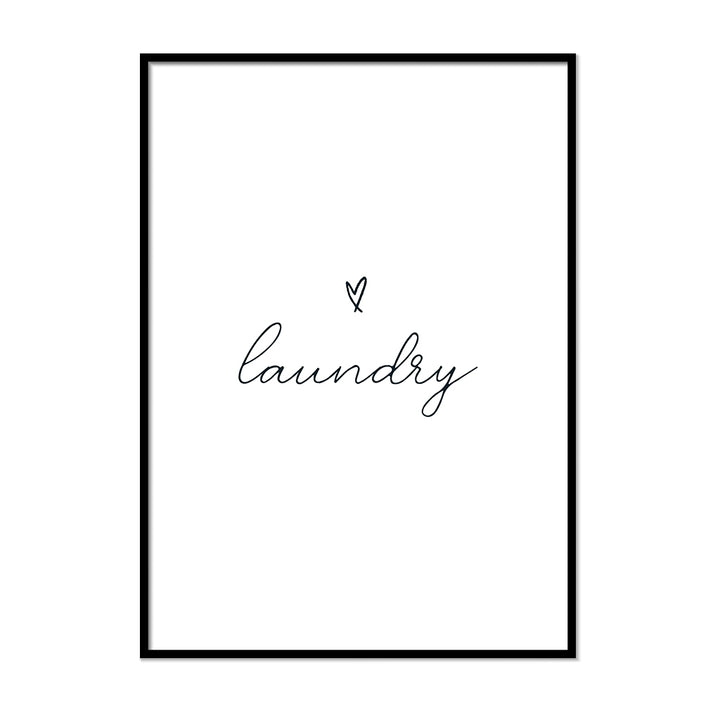 Laundry Wall Sign | Printers Mews