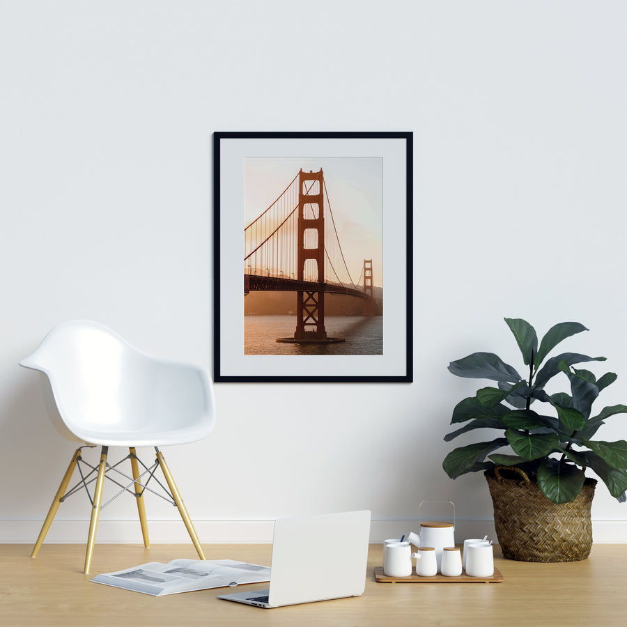 Golden Gate Bridge  | Printers Mews