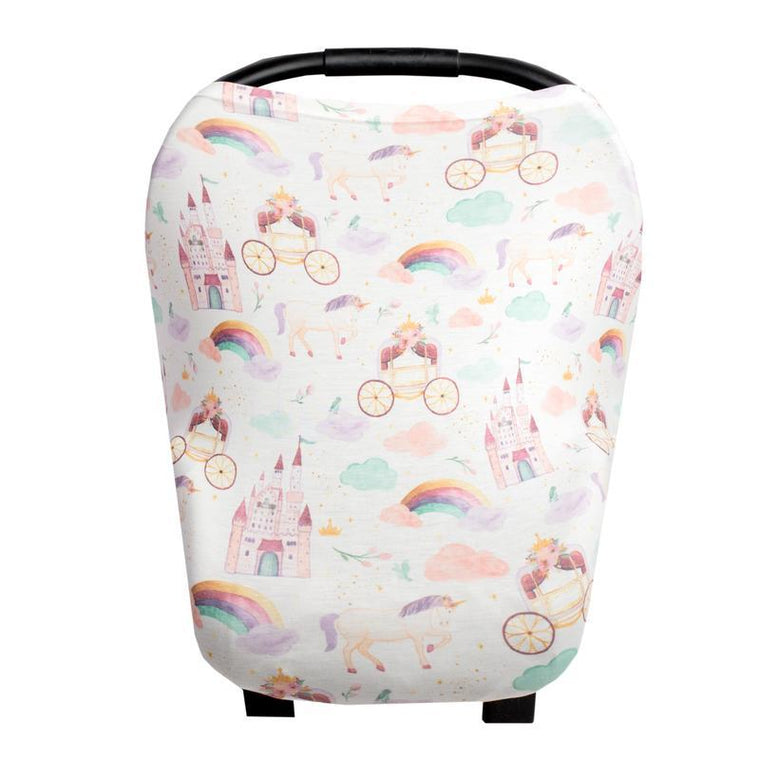 Car Seat Multi Use Cover - Enchanted