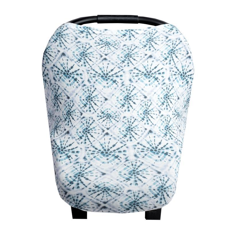 Car Seat Multi Use Cover - Indigo
