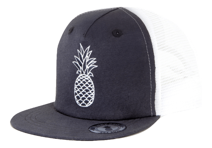 Surfer Hat for Babies and Toddlers - Pineapple