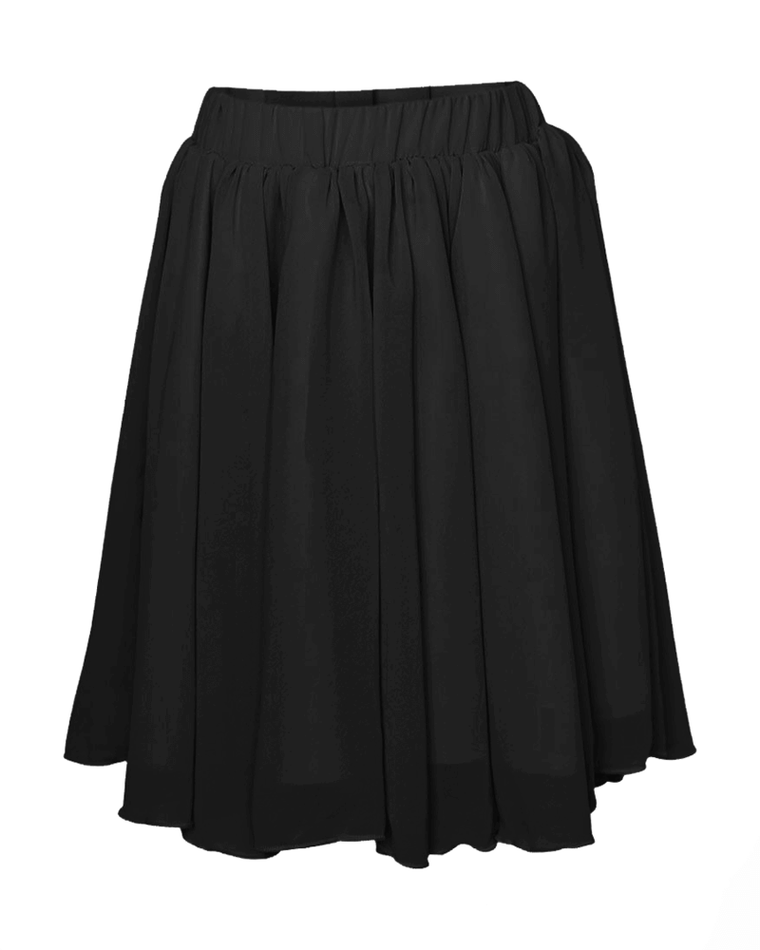 Maxi Skirt for Babies and Toddlers - Black